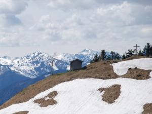 Gipfel der Karspitze