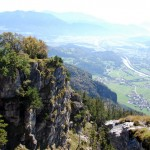 Blick auf Erl vom Kranzhorn