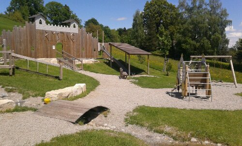 Römer-Spielplatz Rimsting